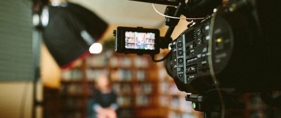 A Look into the Video Production Process